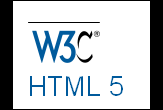 HTML 5 - A vocabulary and associated APIs for HTML and XHTML.