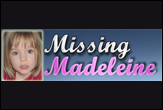 Find Madeleine McCann - Madeleine McCann was born 4 years ago. And she is missing.