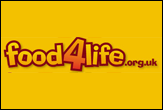 Food4Life - Is an interactive, internet-based resource designed to support the teaching of nutrition and food safety elements of the Northern Ireland Home Economics Curriculum.