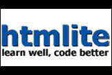 HTMlite tutorials - Using text editors to create web pages. Easy to learn.